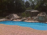 Venetian Fiberglass Pool in Riverdale, NJ
